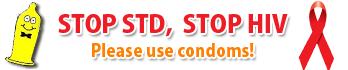 STOP STD, STOP HIV